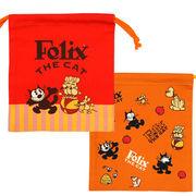 Felix the Catの巾着2柄セット
