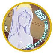 「銀河鉄道999」 タオル生地コースター C(クレア)