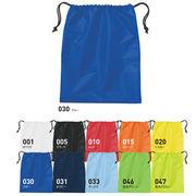 多様に使える巾着タイプバッグ♪シューズバッグ W34xH43