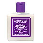 INSTITUT KARITE 25% Extra Gentle Shower ジェントル シャワージェル 250ml Local Lavender