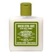 INSTITUT KARITE 25% Extra Gentle Shower ジェントル シャワージェル 250ml Lemon Vervain