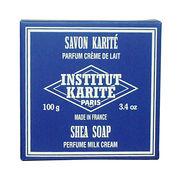 INSTITUT KARITE 25% Extra Gentle Soap ジェントルソープ 100g Milk Creamミルククリーム