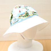 UVカット帽子 - ベビー ハット -  トドラー サウスウェスター ボート サイズ:46/49/52cm