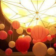 BLHW131106◆送料0円◆ 吊り飾り ちょうちん飾り 祇園祭り 装飾 デコレーション 和風 和小物 全20色