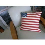 【星条旗シリーズ】星条旗柄でとってもアメリカンなクッション