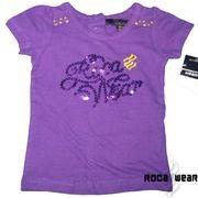 【当社Kids服売上NO.1ブランド!!】Baby♪ROCAWEAR(ロカウェア) Tシャツ