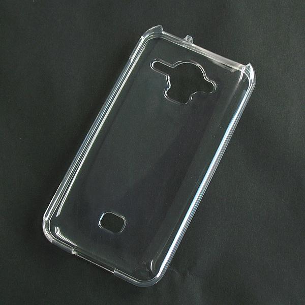 【SHL22/TPU】au AQUOS PHONE SERIE(アクオスフォンセリエ) クリア(透明色)ソフトタイプTPU素材