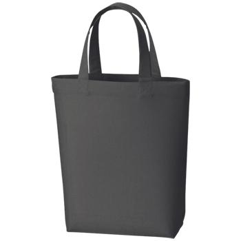 コットンツイルトート(M)(ナイトブラック) / トートバッグ イベント エコロジーバッグ