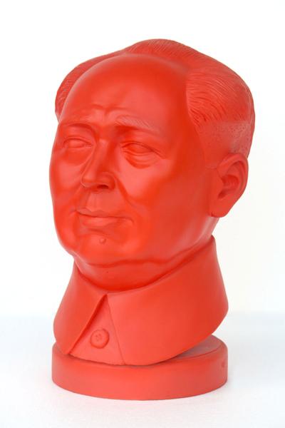 セールスプロモーションドール【ポップカラーの特大革命家シリーズ】MAO TSE TUNG HEAD