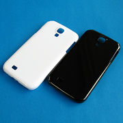 【SC-04E/PC】ドコモ GALAXY S4 (ギャラクシーS4)ホワイト(白)ブラック(黒)ハードタイプPC素材