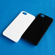 【I5S/PC】ドコモauソフトバンク iPhone5S(アイフォン5S)ホワイト(白)ブラック(黒)ハードPC素材