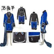 黒執事 (くろしつじ)  シエル 風 08 コスプレ衣装 完全オーダーメイド