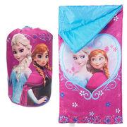 アナと雪の女王 インドアスリーピングバッグ