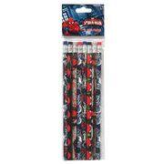 スパイダーマン 8pcペンシル