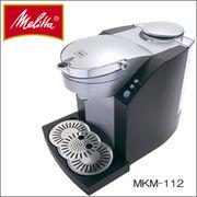 Melitta(メリタ) コーヒー ポッドマシーン MKM-112-B