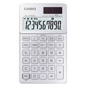 SL-Z1000-WE-N カシオ デザイン電卓 手帳タイプ 10桁 ホワイト