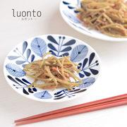 luonto-ルオント- 13.5cm小プレート[美濃焼]