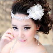 【ティアラ ウェディング 】 ブライダル アクセサリ ジュエリー髪飾りカチューシャ お姫様風