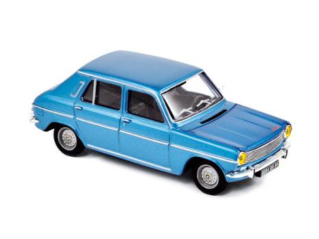 NOREV/ノレブ シムカ 1100 1973 メタリックブルー
