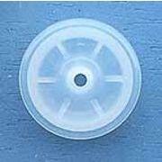 ポリボトル(白キャップ用)の穴あき中栓