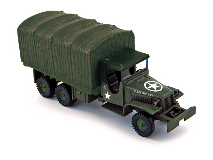 NOREV/ノレブ GMC CCKW 幌付トラック  アーミー