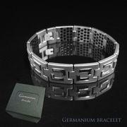 純チタンゲルマニウム209石ブレスレット