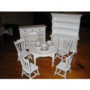 ミニ家具 テーブル ショーケース カップボード