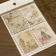 【SALE/値下げ】 ★ オシャレで可愛いマグネット♪マグネット S/4 Stamp♪