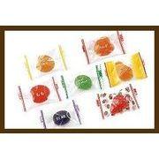 まわりのザラメが果汁とマッチ♪7種のフルーツ果汁たっぷり【果物ミックスゼリー】