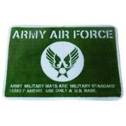 【AMERICAN FLOOR MAT -ARMY AIR FORCE-】
