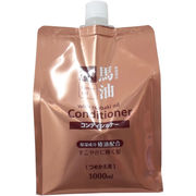 馬油コンディショナー 椿油配合 詰替え用 1000mL