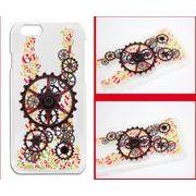 【iPhone6 対応】DFD iphoneケース 歯車 3種類【Sメタル・Sブロンズ・Sアッシュ】
