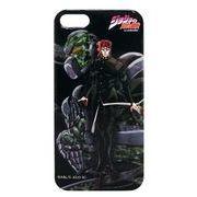 ジョジョの奇妙な冒険 iPhone5s/5ケース「花京院&ハイエロファントグリーン」