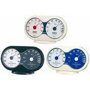 《日本製》【シンプルタイプ】アキュート温・湿度計
