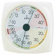 《日本製》【高精度センサ搭載】高精度UD温・湿度計