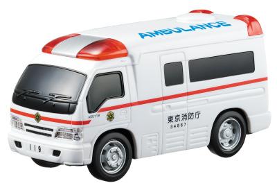 ドライブタウン NO.39救急車