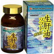 MHF 生肝油ソフトオメガ3(日本製)