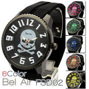 【Bel Air Collection】人気のミリタリー メンズ 腕時計 FSD02
