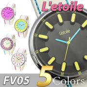 POP&カジュアル レディース 腕時計 FV05