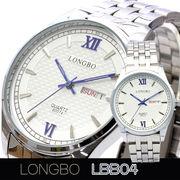 LONGBO メンズ 腕時計 LBB04