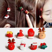 クリスマス 髪飾り 可愛い小物 (´∇`)<Merry☆Christmas