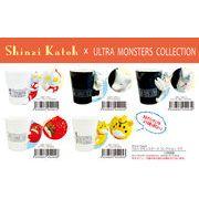 「マグカップ」Shinzi Katoh ウルトラモンスターズ コレクション マグ