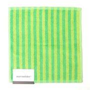 marimekko マリメッコ★ハンカチ★UJO/green・light green