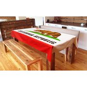 【CALIFORNIAREPUBLIC】TABLECLOTH