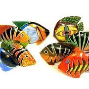 ティンガティンガ魚 小サイズ