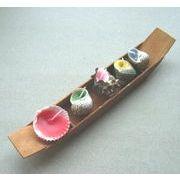【タイハーブの香り】貝殻のアロマキャンドル