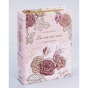 【ウインターフェアセール!】【ブック型ボックス】La vie en rose