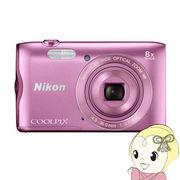 ニコン デジタルカメラ COOLPIX A300 [ピンク]