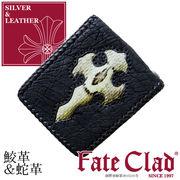 FateClad SHARK&SNAKE レザーウォレット