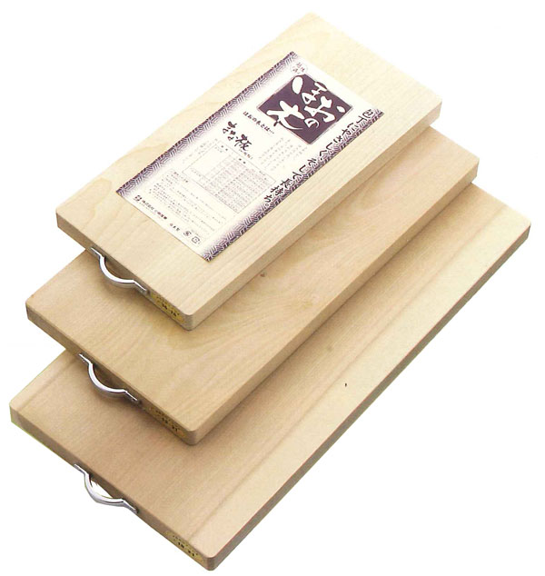 ほおの木まな板(一枚板)